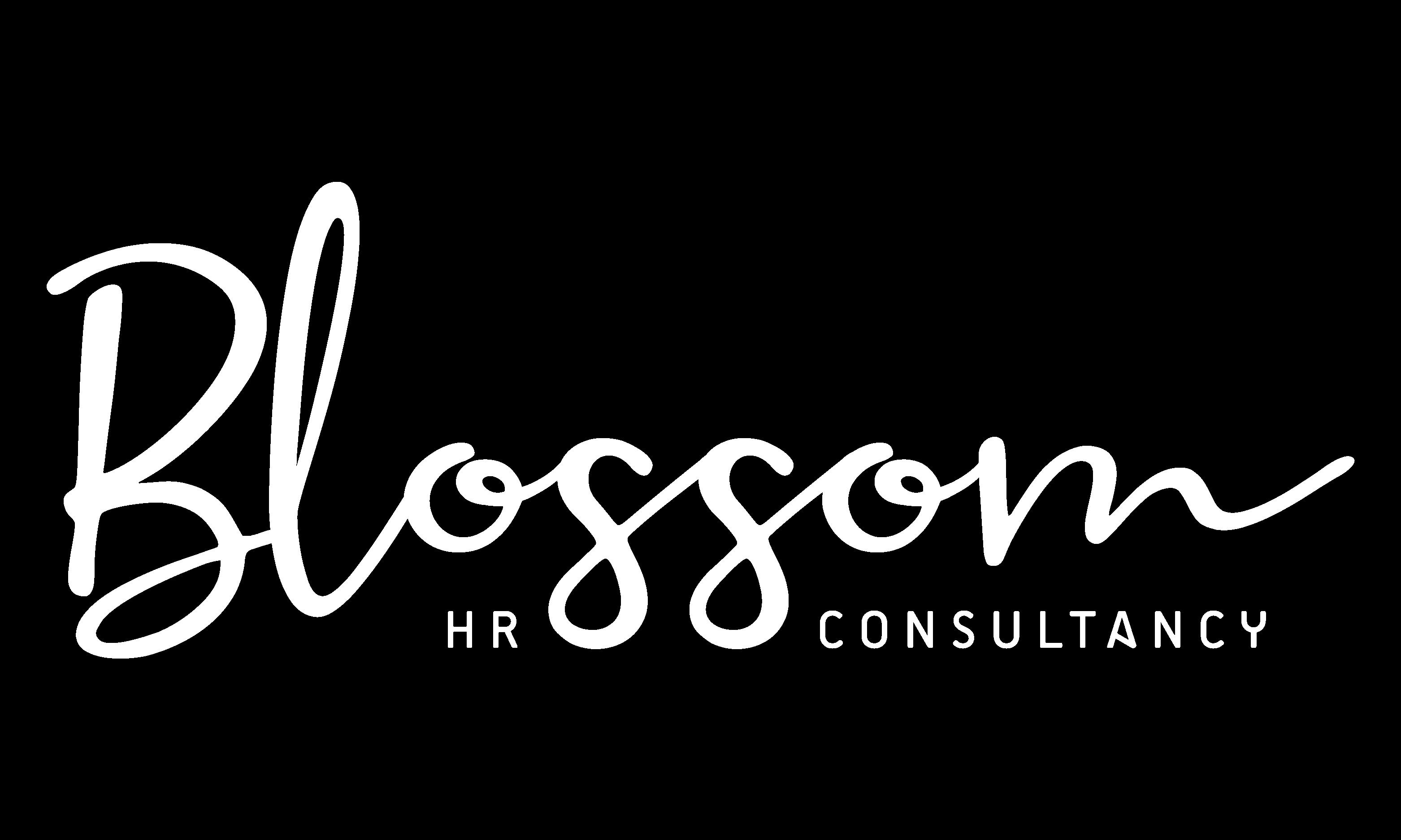 Blossom – HR Consultancy Logo